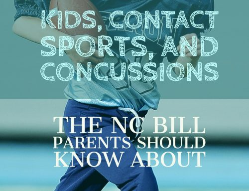Concussion Controversy – The NC Bill Parents Should Know About