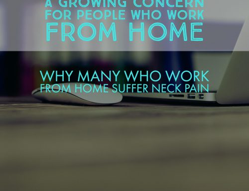 Neck Pain – A Growing Concern for People Who Work from Home