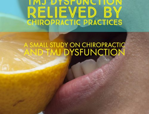 TMJ Dysfunction Relieved by Chiropractic Practices