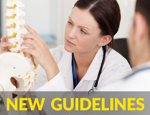 New Guidelines for Lower Back Pain Treatment