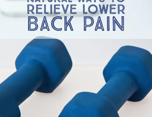 Exercise and Other Natural Ways to Relieve Lower Back Pain