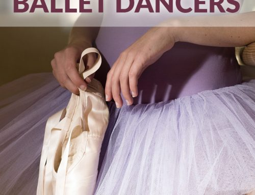 Dizziness Helped by Study on Ballet Dancers