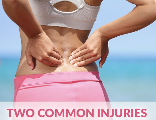 Two Common Injuries Causing Lower Back Pain for Athletes