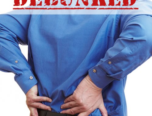 3 Back Pain Myths Debunked