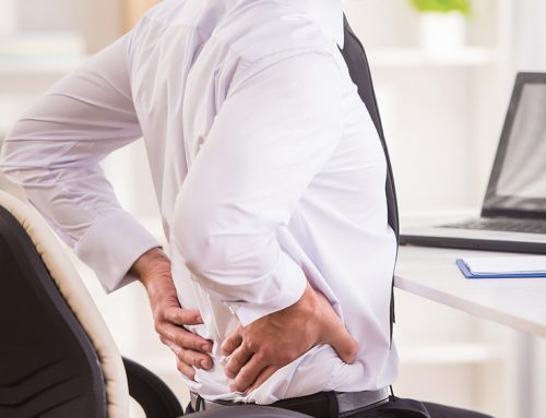 Combating Work-Related Back Pain Naturally and Effectively