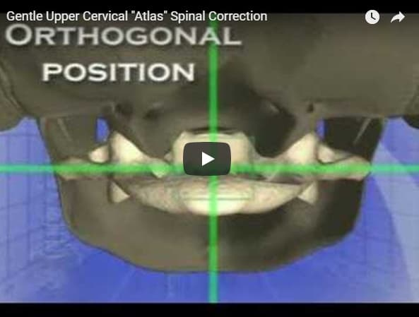 "Gentle Upper Cervical ""Atlas"" Spinal Correction"