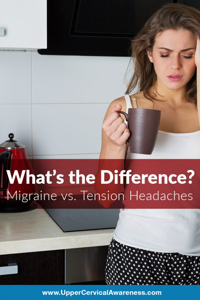 The difference between Migraine and Tension Headache
