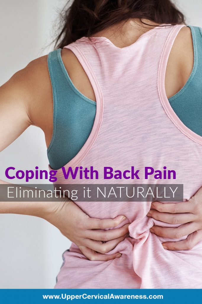 Natural Ways to cope and manage Low Back Pain
