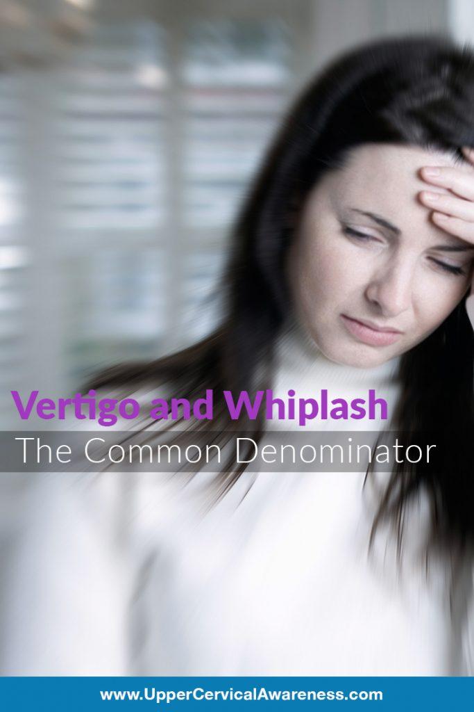 Link between Vertigo and Whiplash Injuries