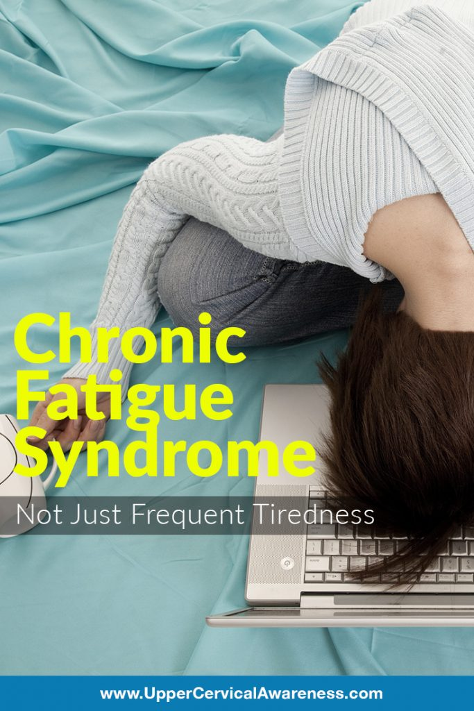 When Chronic Fatigue is no longer considered as a frequent tiredness