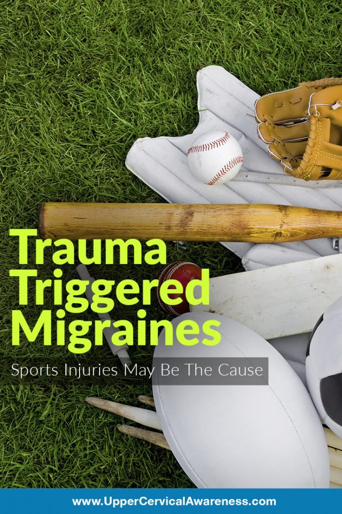 Can playing sports causes you to get migraine?