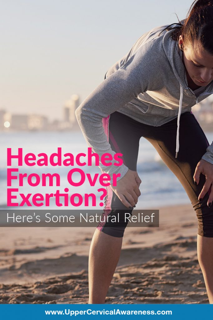 Natural treatment for Exertion Induced Headache