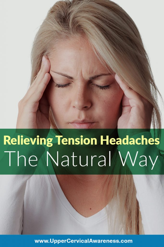 Natural ways to get relief from Tension Headaches