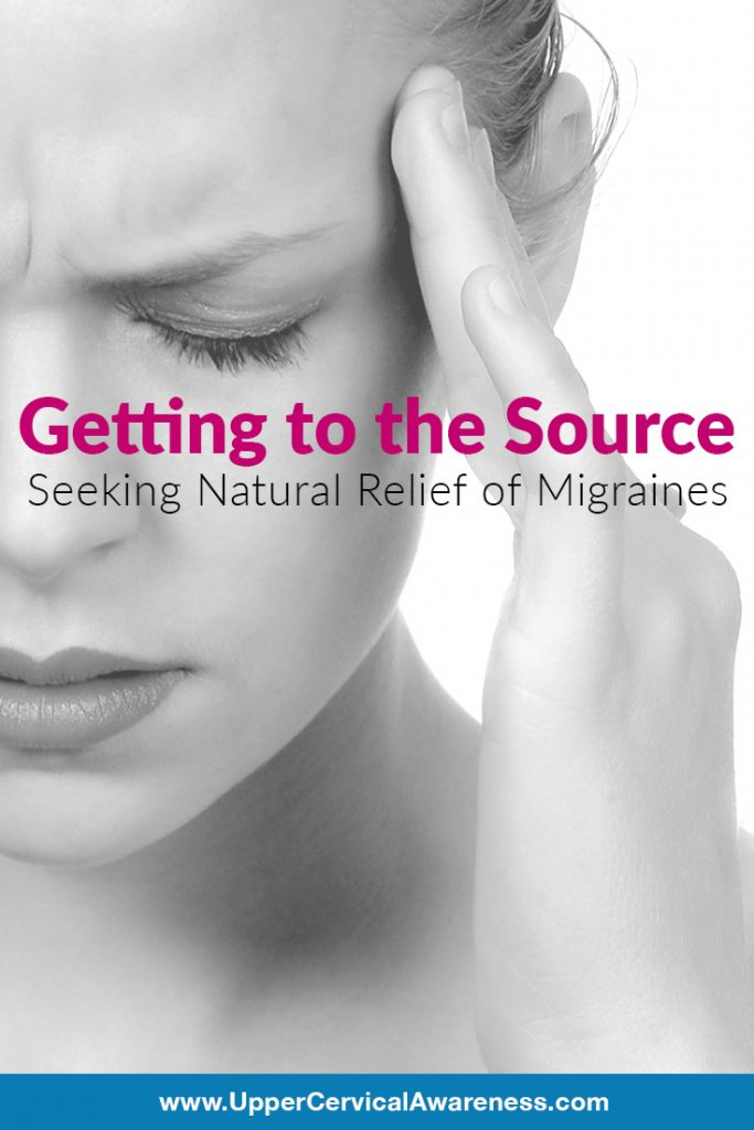 Natural Migraine Relief is knowing the source