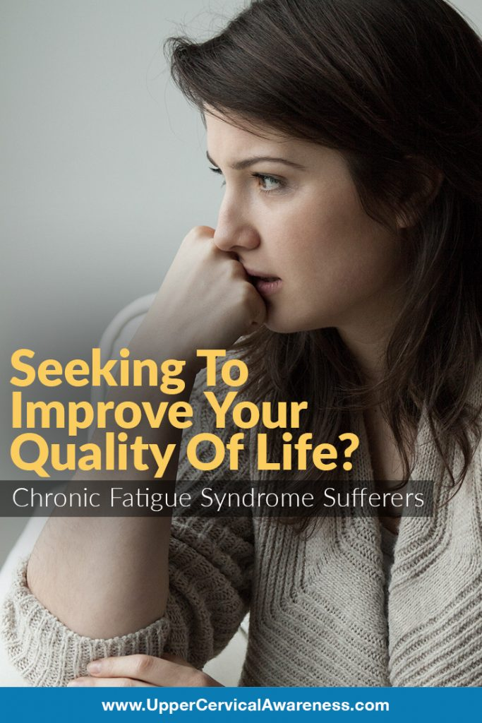 How to improve quality of life as a person with chronic fatigue syndrome?