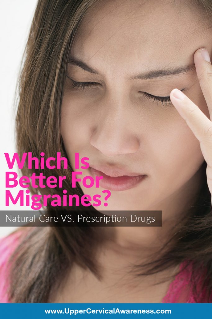 Which is better for migraine cure, Natural or Prescription drugs?