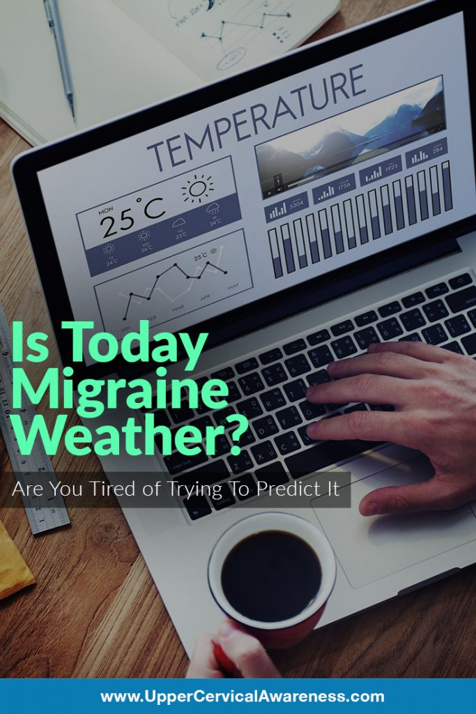 Why predicting migraine through weather is tiresome?