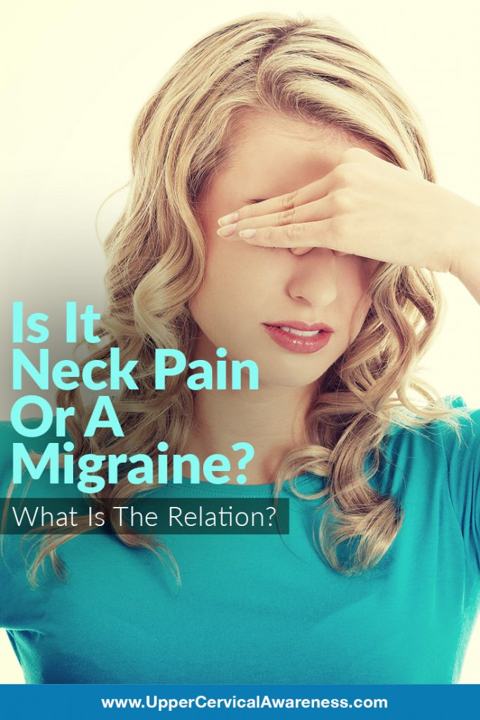 How neck pain is frequently relates to migraines?