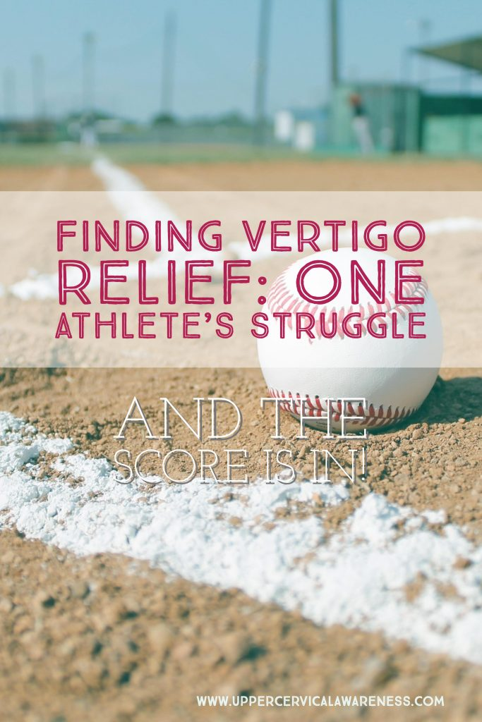 Struggling to find cure for athletes with vertigo