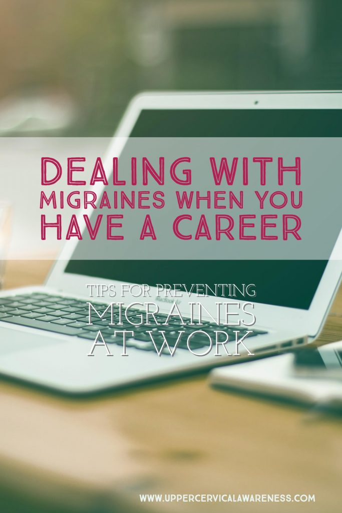 Dealing with Migraine while having a career