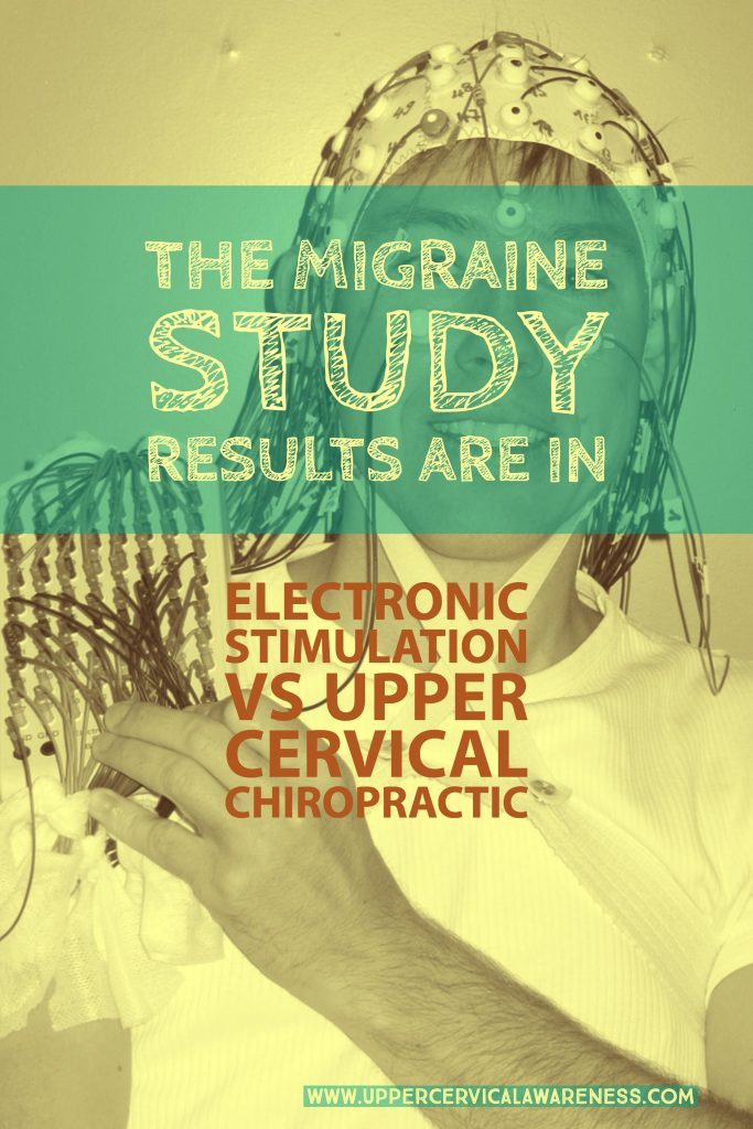 Effectivity between Electrical Stimulation and Upper Cervical Chiropractic Care in treating Migraine