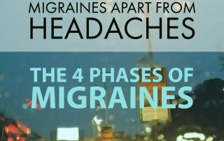 The 4 Phases Of Migraines (IMG)