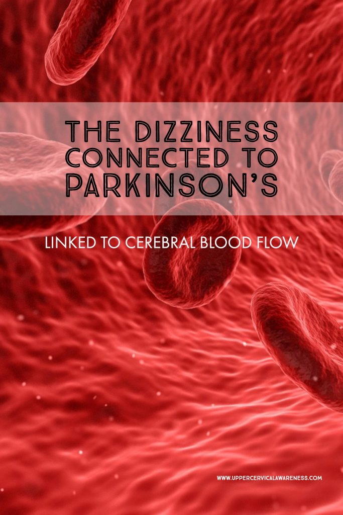 How blood flow is connected to dizziness in Parkinson's disease patients