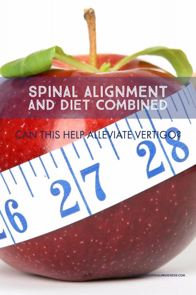 How spinal alignment and diet can help relieve vertigo?