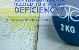 Potentially Beneficial Minerals For Fibromyalgia (IMG)