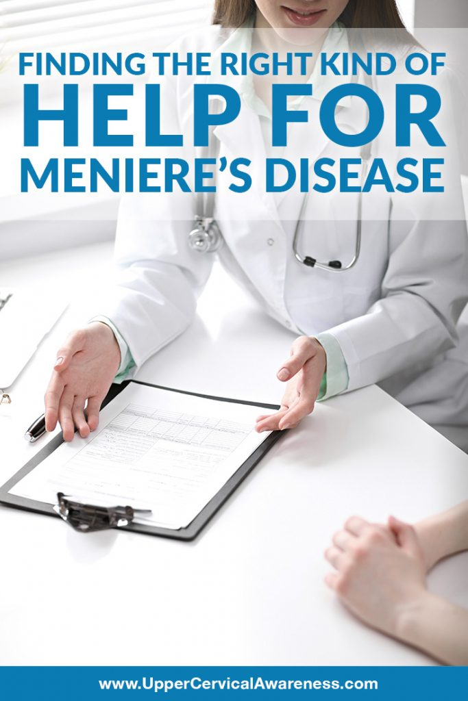 Where to find the right cure for Meniere's disease