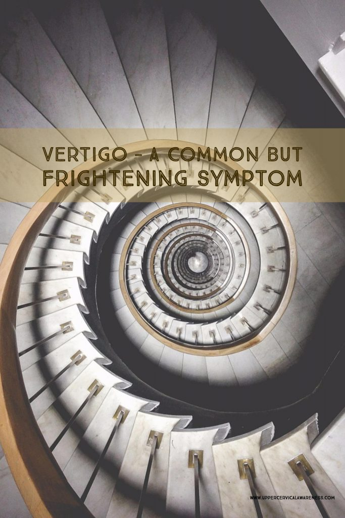 Common but Frightening Symptoms of Vertigo