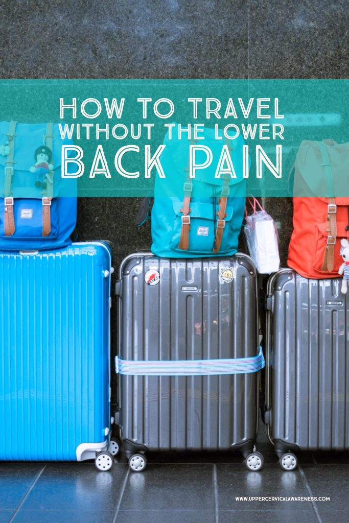 Travelling without worries of back pain