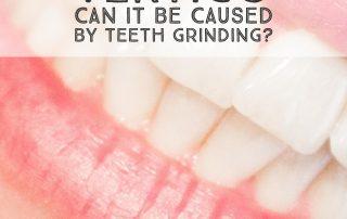 Teeth Grinding Can Caused Vertigo (IMG)