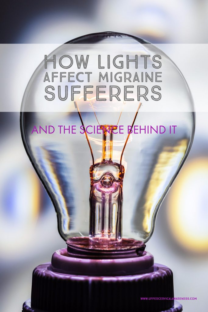 Facts supporting why migraine patients avoid light