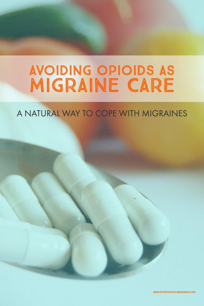 How to avoid opioids as a migraine treatment