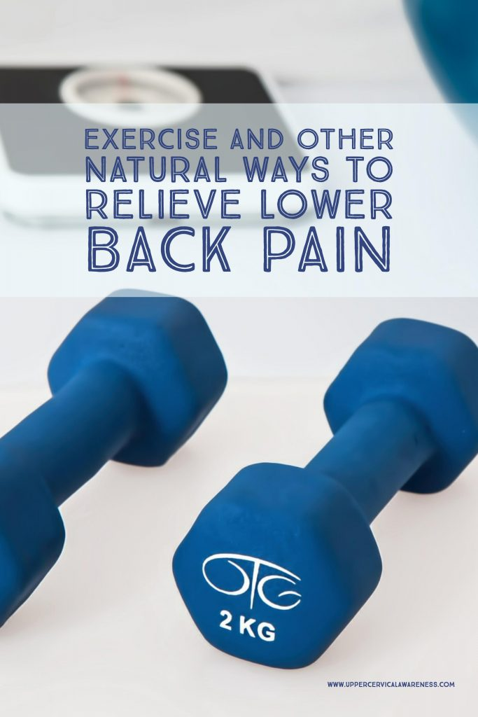 Recommended exercises and natural relief for Low back pain patients