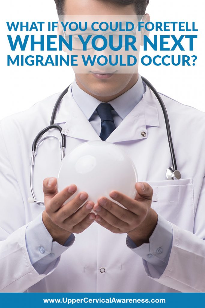 How to forecast migraine attack
