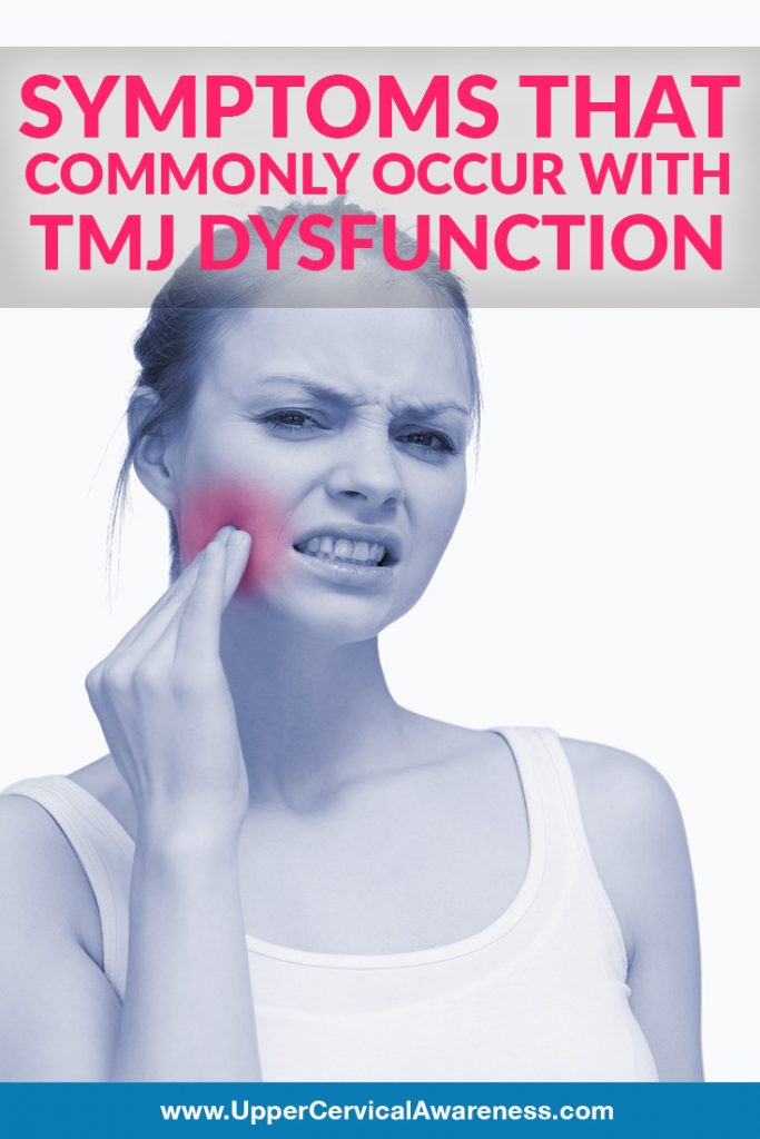 Common Symptoms of TMJ Dysfunction
