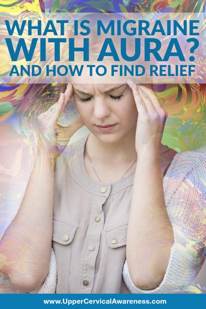 Migraine with Aura and where to find relief