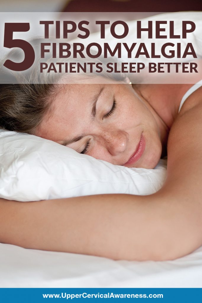 Tips on how Fibromyalgia patients can sleep better