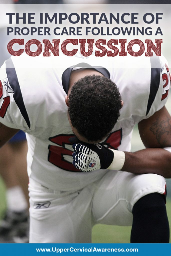 Importance of Post concussion care