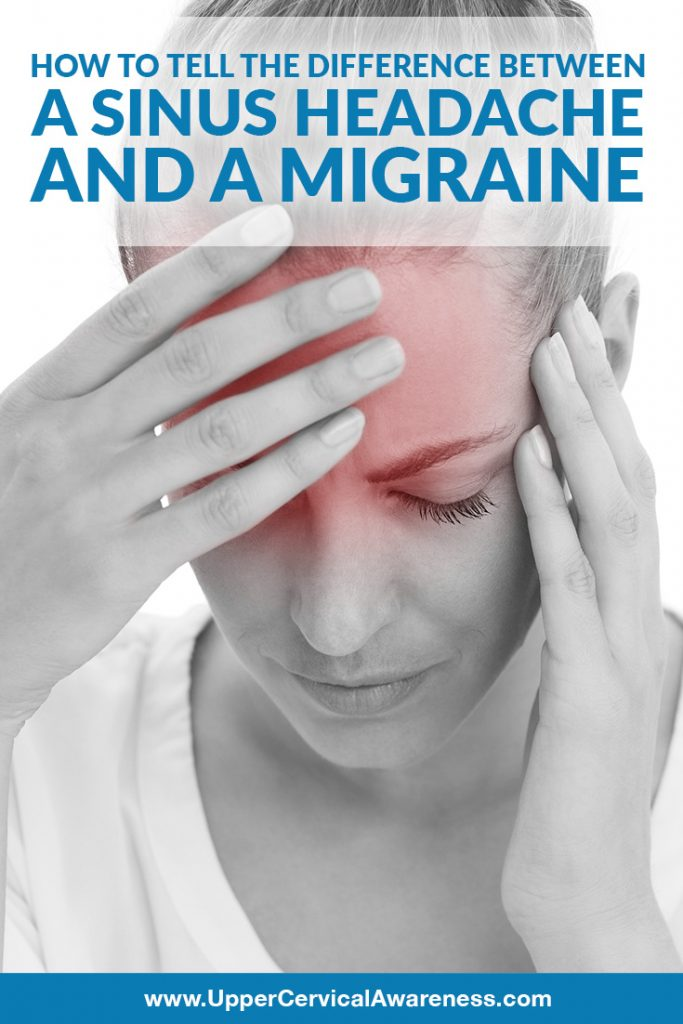 How Sinus Headache differs from Migraine?