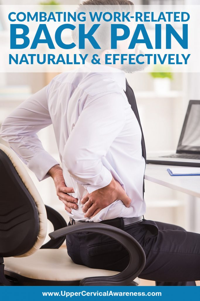 how to naturally fight work related back pains