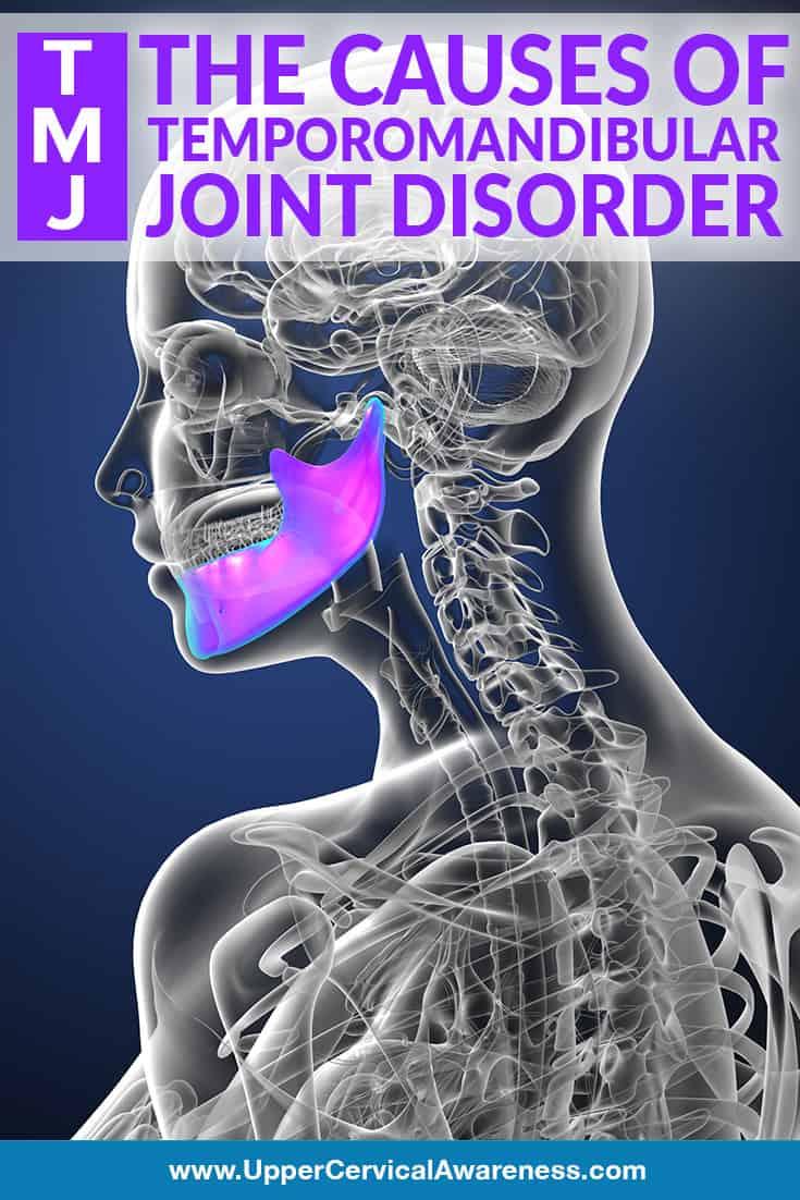 The Causes of Temporomandibular Joint Disorder (TMJD)