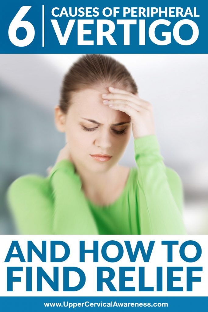 Causes and relief from Peripheral Vertigo