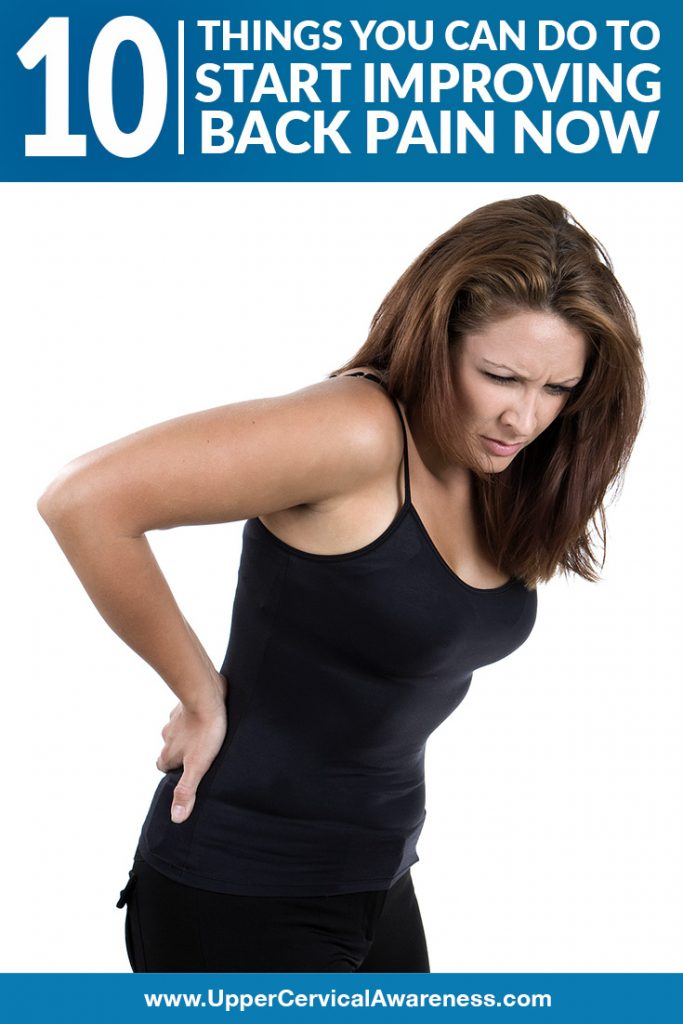 10 to do's to prevent back pain