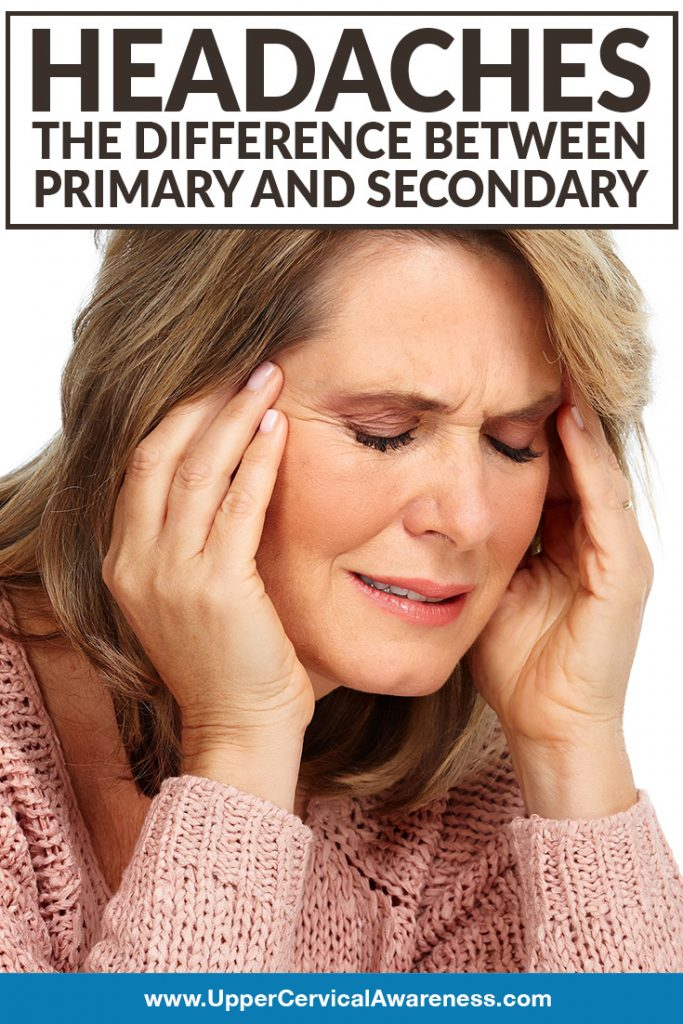 Difference between Primary and Secondary Headache