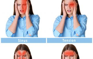 Differentiating symptoms from headache types