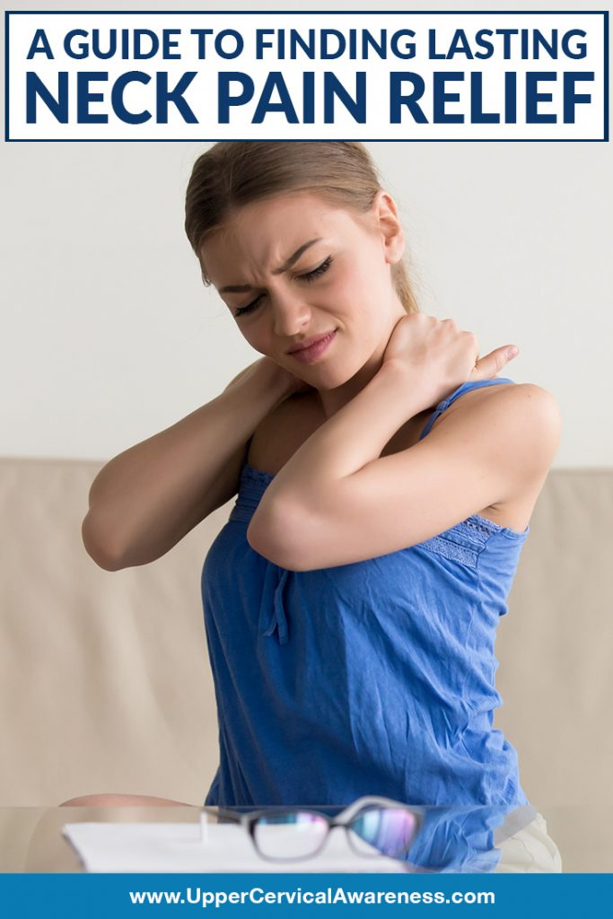 lasting-neck-pain-relief