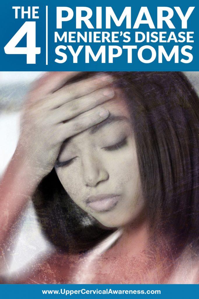 4 Main Symptoms of Meniere's Disease
